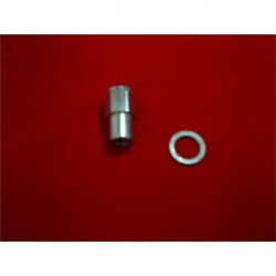 "3/8""UNF Sleeve Nut with Flat Washer"