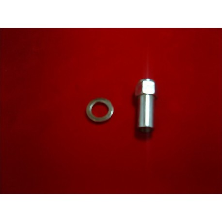 "3/8""UNF Revolution nut with Flat Washer"