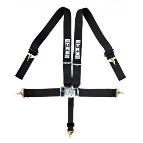 "TRS 5 Point 3"" Nascar Harness Black"