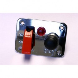 Starter Panel-PushButton,Light,1Switch