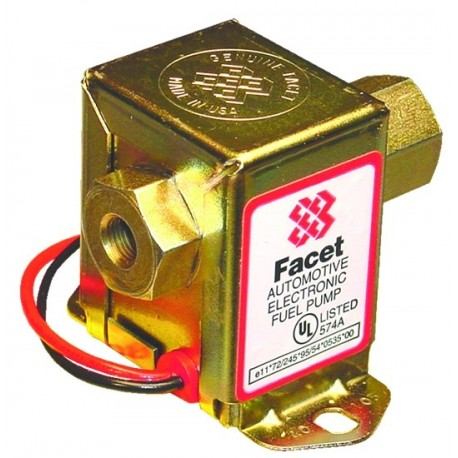Solid State Cube Pump 3.0-4,5 PSI