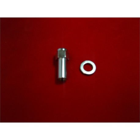 "3/8""UNF Revolution/Mamba sleeve nut with Washer"